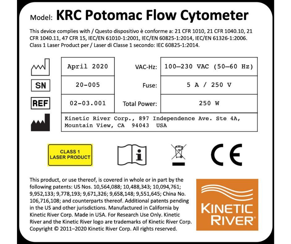 Potomac Receives CE Mark