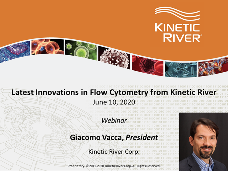 Kinetic River Discusses Latest Innovations In Webinar