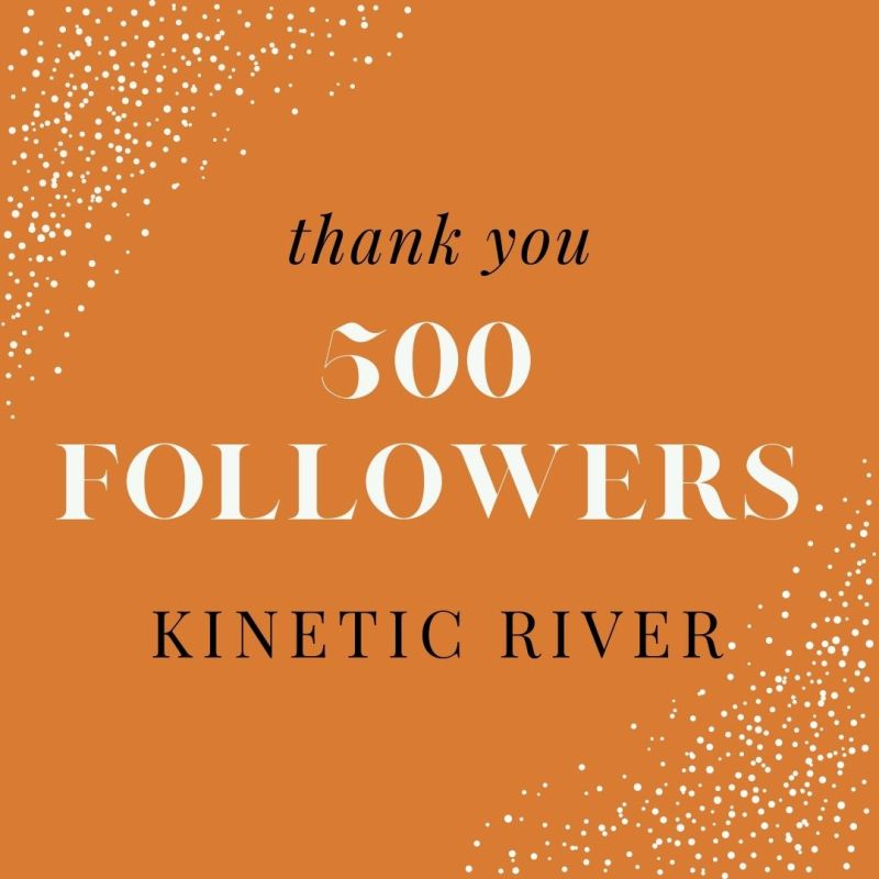 Kinetic River Reaches 500 Followers On LinkedIn