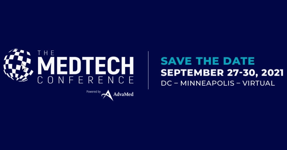 Kinetic River Selected To Attend The MedTech Conference